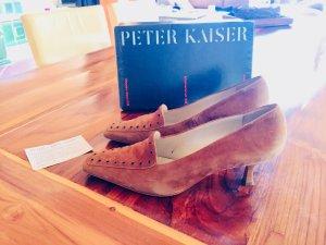 Moderne Wildleder Pumps von Peter Kaiser