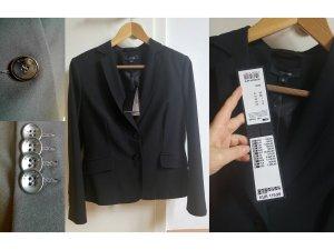 """Moderner, hochwertiger Blazer, gr.42, schwarz, von """"Comma"""", NEU mit Etikett"""