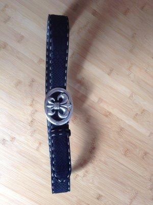Cintura nero-bianco