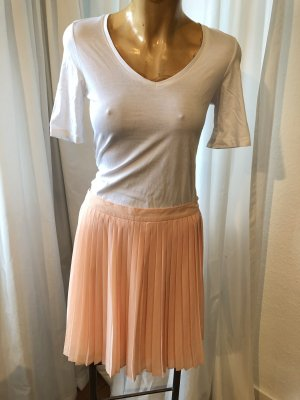 Esprit Pleated Skirt salmon-pink