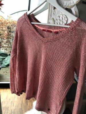 Moderner Strick(?)pullover von S. Oliver