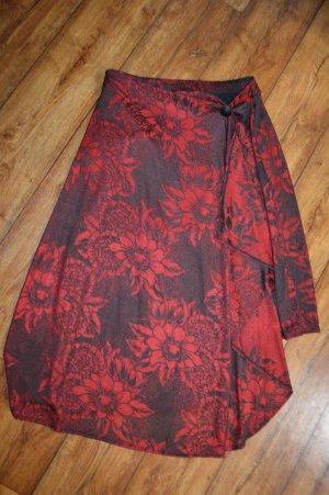 Zara Flounce Skirt multicolored
