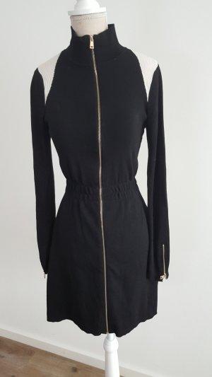 Modernes Strickkleid von Zara Gr.S
