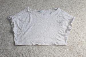 Modernes T-Shirt bauchfrei