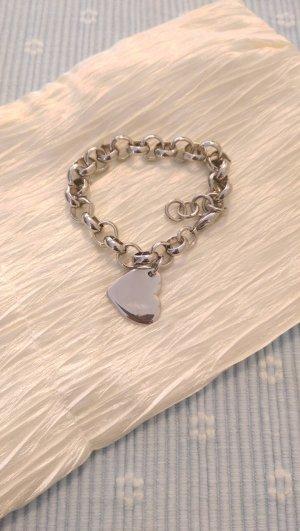 Ornamento braccia argento-grigio chiaro