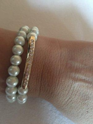 Modeschmuck Perlen Armband