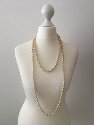Modeschmuck Perlenkette
