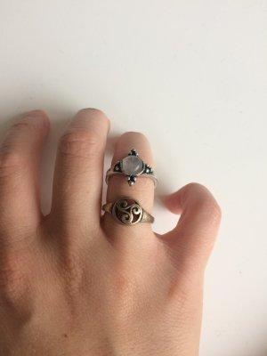 Modeschmuck -Ring Gr: ca.54