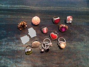 Modeschmuck Ringe und Armbänder