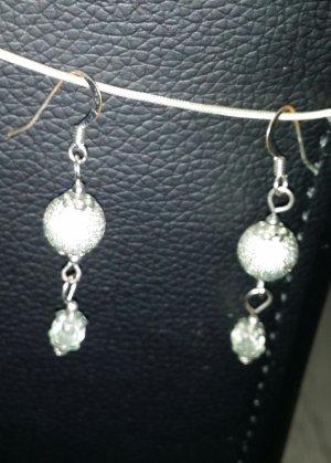 Modeschmuck Silberne Ohrringe