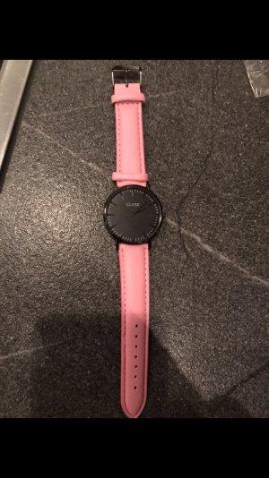 Modeuhr, pink, neu , Batterie neu