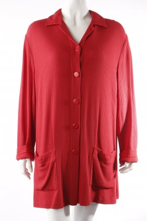 Long Blouse brick red
