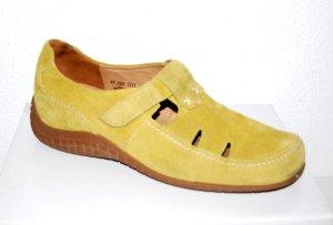 modische Damen Slipper - Sneaker - grün von Gabor Gr. 41