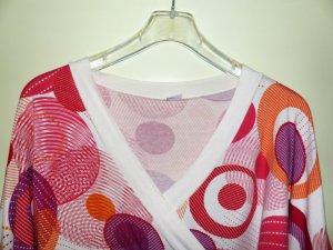 Modische Damen Tunika Gr. XL Shirt T-Shirt Bluse Oberteil guter Zustand