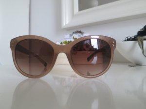 Modische Furla Sonnenbrille in beige  (Celine style)