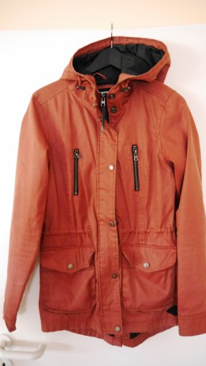 Only Between-Seasons Jacket multicolored mixture fibre