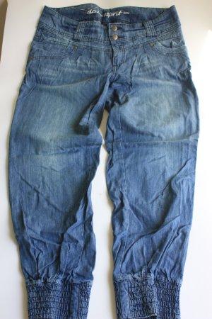 Modische Jeans von Esprit mit gummizug am knöchel