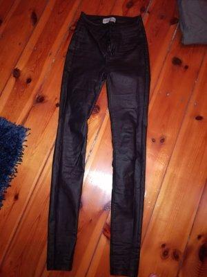 Modische Lederhose Gr. 34
