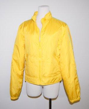 modische Outdoorjacke in gelb von Gaucho - Gr. XL
