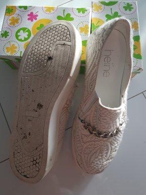 Modische Sneakers mit 2cm Plateau