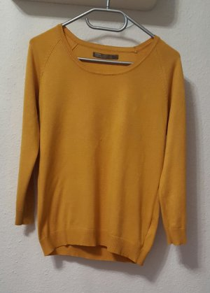 Modischer Basic Pullover