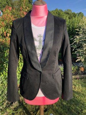 Modischer Blazer ESPRIT, Schwarz, Größe 36, Nagelneu