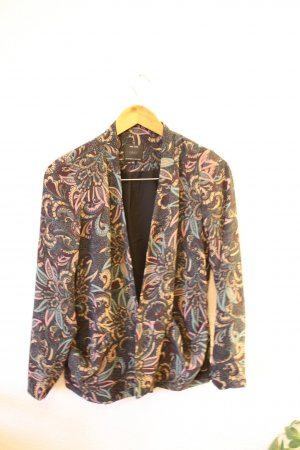 Only Blazer boyfriend multicolore polyester