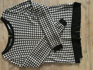 ***Modischer Pullover - im Hahnentritt Design***
