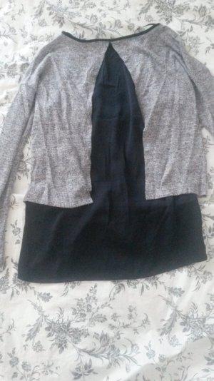 modischer Pullover mit tollem Rücken