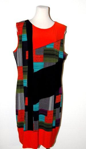 modisches - Etuikleid - Cocktailkleid - Shirtkleid von Joseph Ribkoff - Gr. 48