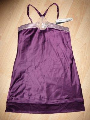 Modisches Nachthemd mit Vintage Details & Stretch