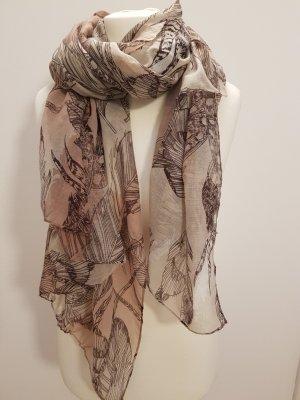 Opus Zijden sjaal veelkleurig