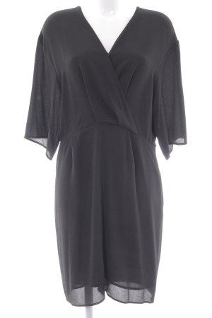 Modström Blusenkleid schwarz minimalistischer Stil