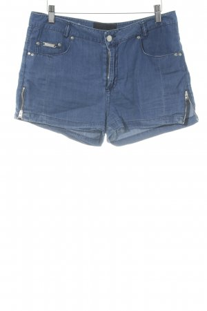 Modström Hot Pants stahlblau Casual-Look