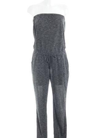 Modström Mono negro-gris Patrón de tejido look casual