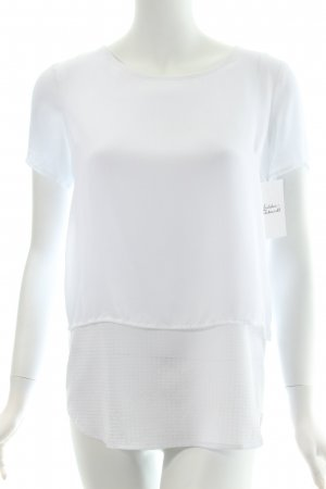 Modström Oversized Shirt white minimalist style