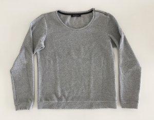 modström Pullover sweatshirt Grau Größe M  tolle Qualität und passform!
