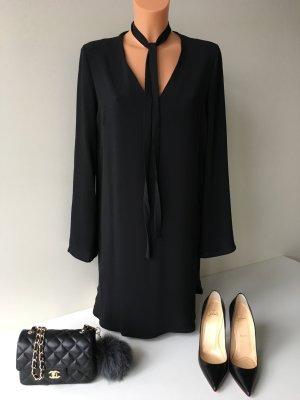 Mötivi Damen Tunika Kleid Sommerkleid Abendkleid Gr. 36 schwarz