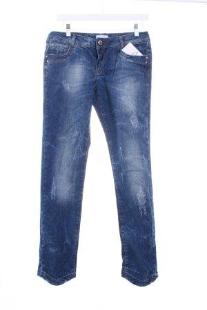 Mötivi Jeans blau Urban-Look