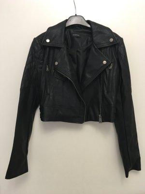 Short Jacket black