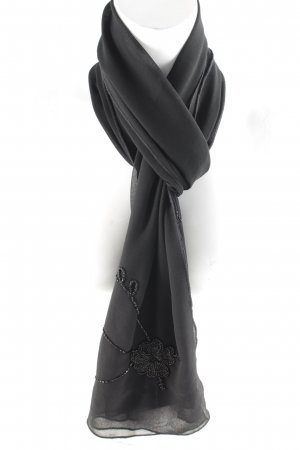 Mötivi Chal negro elegante
