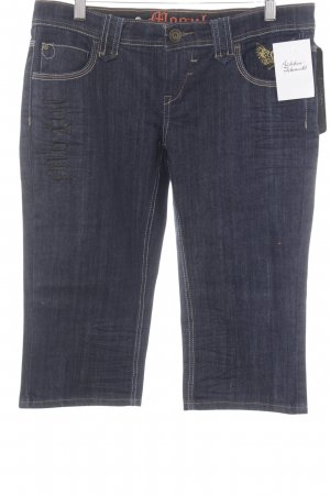 Mogul 3/4 Jeans dunkelblau Casual-Look