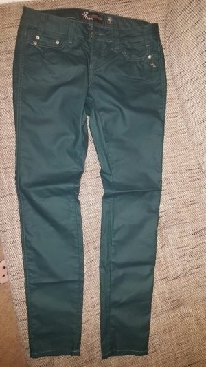 Mogul Jeans Hose W30 neu grün skinny