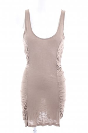 Mogul Tube Dress natural white flecked casual look