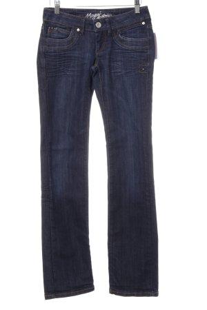 Mogul Skinny Jeans blau-dunkelblau Casual-Look