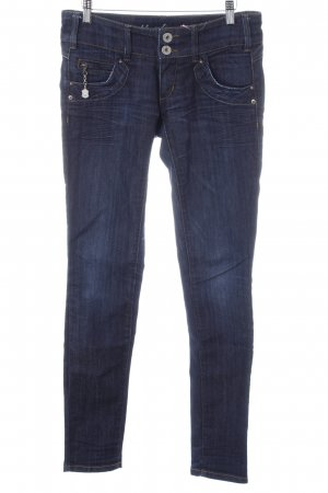 Mogul Skinny Jeans dunkelblau Casual-Look
