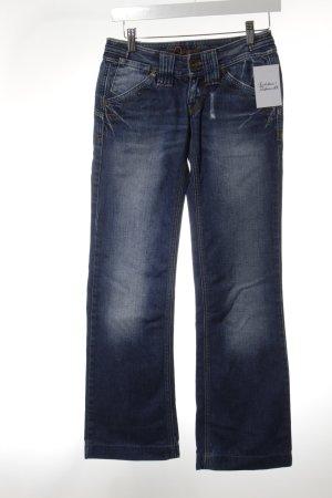 Mogul Straight-Leg Jeans blau-himmelblau Casual-Look