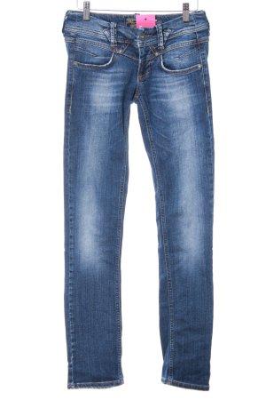 Mogul Straight-Leg Jeans blau Jeans-Optik