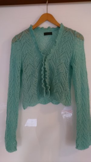 Mohair Strickjacke von Odeon Gr S