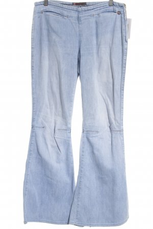 Mohave Jeansschlaghose himmelblau Casual-Look